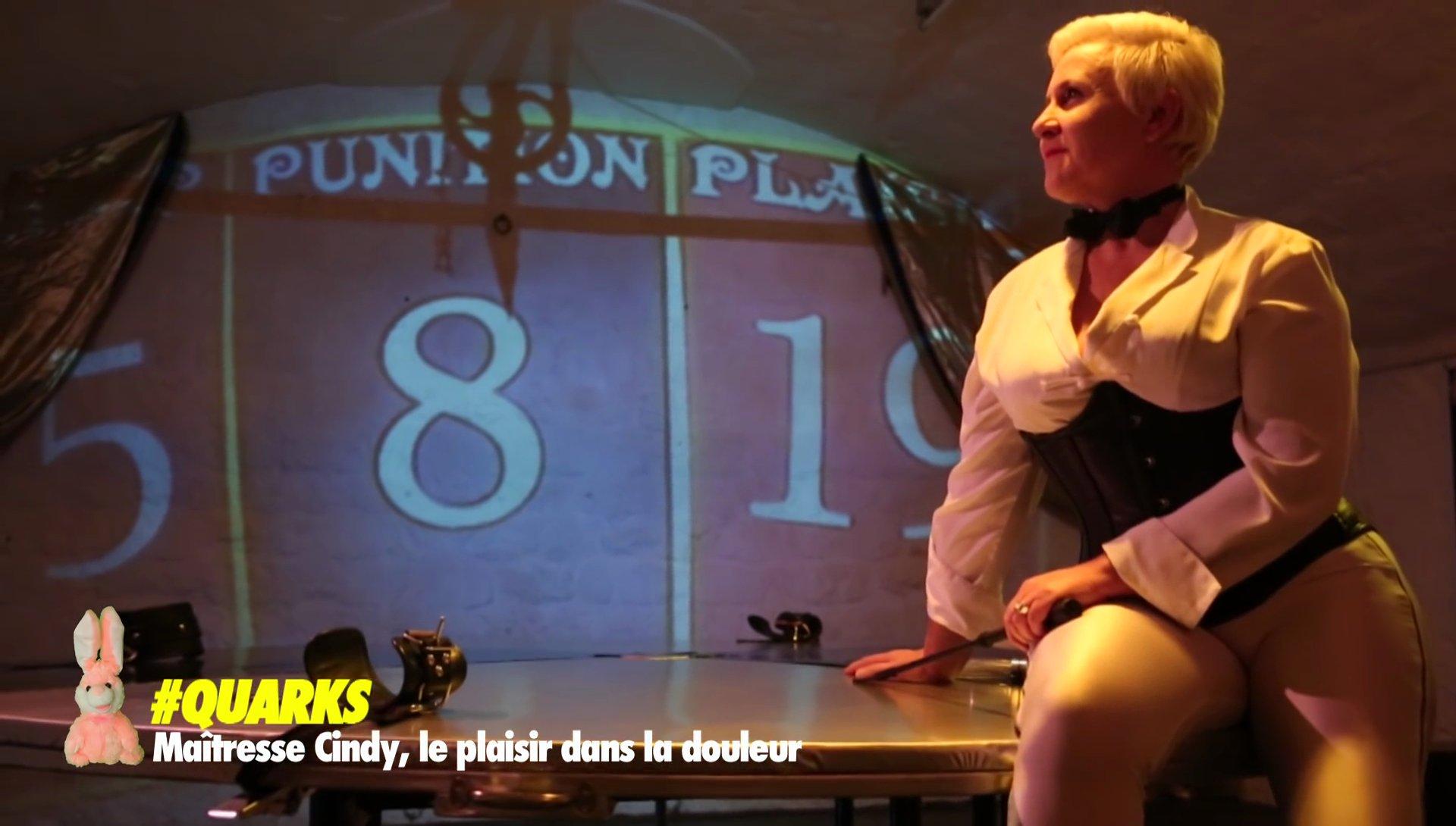 video potno maitresse dominatrice paris